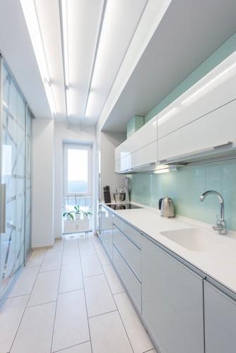 Kitchen modern interior design, Berlin