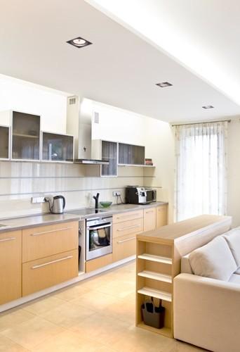 Kitchen interior design, Berlin