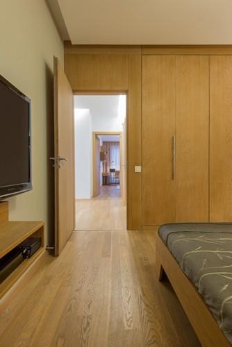 Bedroom interior design, Berlin