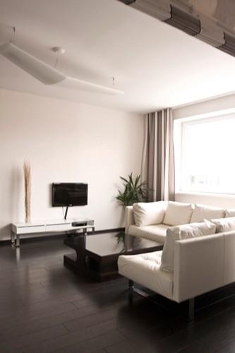 Living room interior design, Berlin