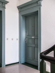 Modernisierung des Mehrfamilienhauses in Berlin
