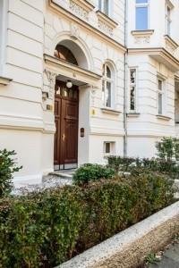 Altbaumehrfamilienhaus - Fassadenrenovierung