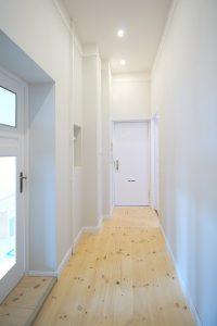 Altbauwohnungsanierung, Berlin