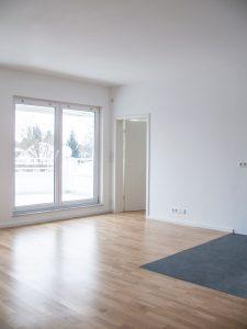 Maisonette Wohnung Sanierung, Berlin