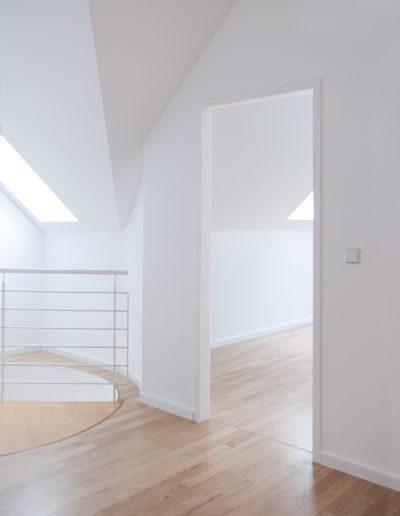Treppeneinbau in Maisonette Wohnung, Berlin