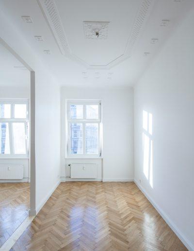 Innenausbau des Altbauwohnungs, Berlin