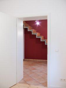Treppeneinbau im Einfamilienhaus, Berlin