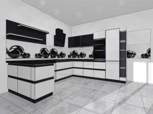 Innendesign Küche