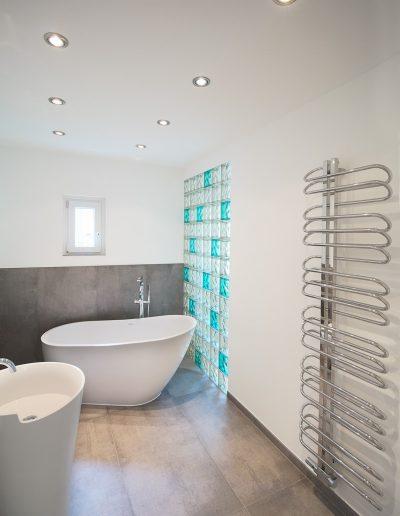 Badezimmer, Komplette Sanierung in Berlin, Prenzlauer Berg
